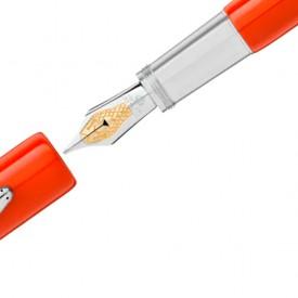 MONTBLANC Penna stilografica Meisterstück Rouge